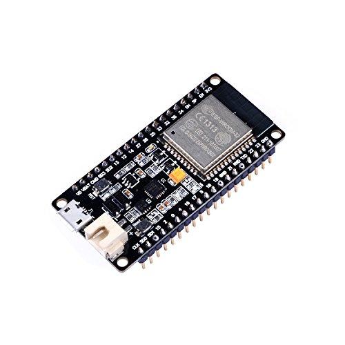 Seeed Studio GeeekNET ESP32 Development Board WROOM32 module Works with Arduino IDE/Micropython by seeed studio