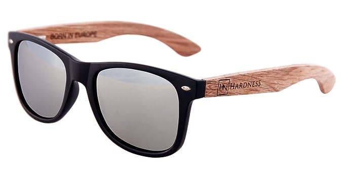 Gafas de sol Hardness® polarizadas SILVER RAVEN con patillas ...