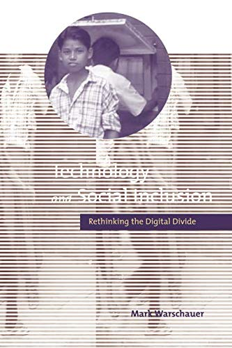 Technology and Social Inclusion (MIT Press): Rethinking...
