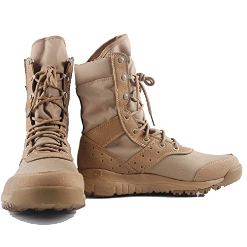 Tactical Men's Jungle BMM Tan GRAMOT amp;Desert Boots Black Combat Boots Outdoor FRXdqw