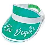 Las Vegas Green Visor (Standard)