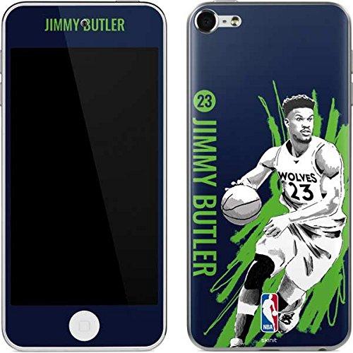 Minn. Timberwolves iPod Touch (6th Gen, 2015) Skin - Jimmy Butler Inked | NBA & Skinit Skin by Skinit