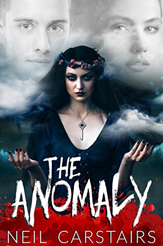 The Anomaly (Scarrett & Kramer Book 2)