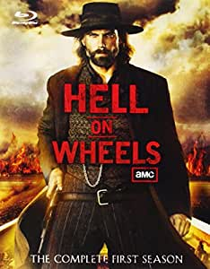 Hell on Wheels: The Complete First Season [Blu-ray]