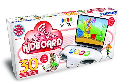 Small World Toys Neurosmith - Webee 30 games Kit