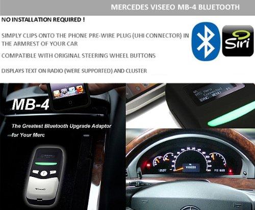 VISEEO MB-4 Car OEM Bluetooth Handsfree Adaptor For Mercedes