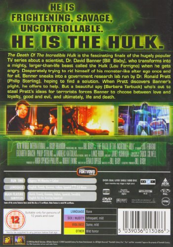 The Death of the Incredible Hulk: The Movie