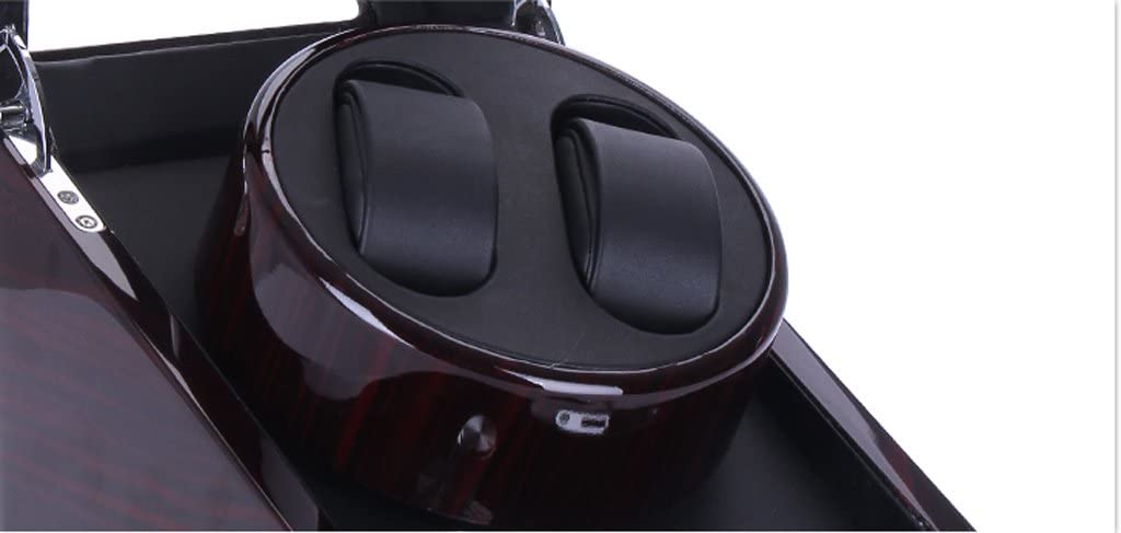 L-life Watch Winder Guarda Orologio da Tavolo Meccanico Orologio Meccanico Automatico Orologio da Tasca (Colore : 4+0D) 2+0b