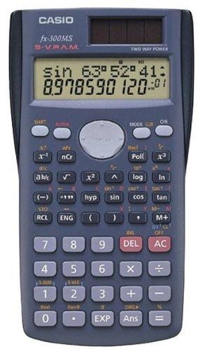 Casio 240-Function Scientific Calculator