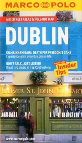 Dublin Marco Polo Guide (Marco Polo Guides) by Marco Polo Travel Publishing - Dublin Mall Stores