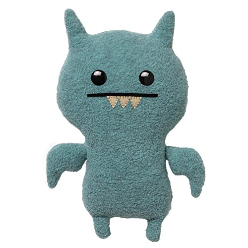 (Uglydoll Origins Ice Bat Blue Plush)
