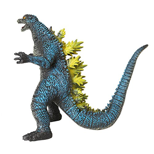 "14'' 13'' 7 "" Educational Plastic Dinosaur Model Action Figures Toy Vinyl Plastic Godzilla Dinosaur Model for Kids(Gojirasaurus)"