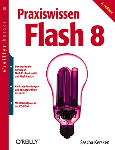 Praxiswissen Flash 8