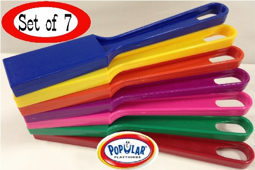 Learning Mates 8″ Magnetic Wands (Set of 7)