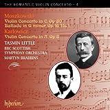 The Romantic Violin Concerto Vol. 4