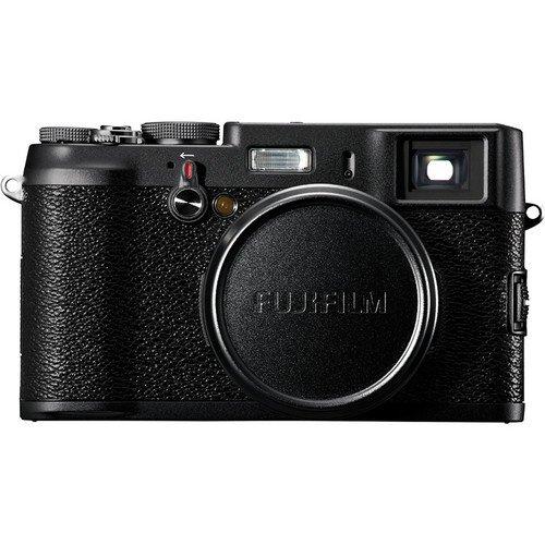 Fujifilm X100 12.3 MP APS-C CMOS EXR Digital Camera with 23m