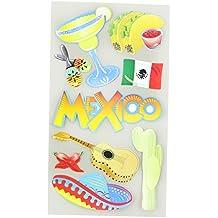 Sticko Classic Stickers-Mexico