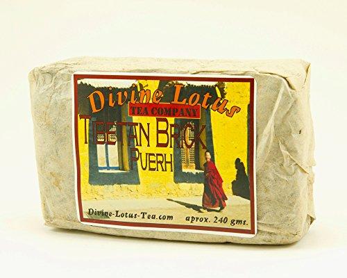 divine-lotus-tibetan-brick-puerh-tea