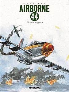 """Afficher """"Airborne 44 n° 5<br /> S'il faut survivre"""""""