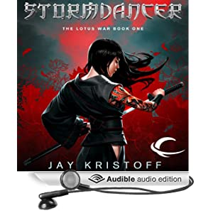 Stormdancer: The Lotus War, Book One Jay Kristoff and Jennifer Ikeda