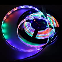 Generic Super Bright 49.2ft 15m 12/24v Smd5050 60leds Solid Waterproof Outdoors Indoors Flexible LED Strip Lights Home Lights High Quality RGB