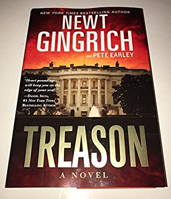 newt gingrich books written by