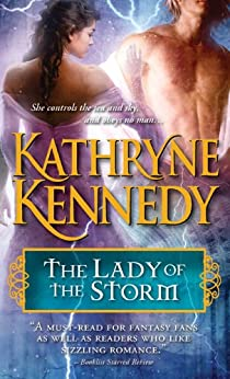 The Lady of the Storm (The Elven Lords Book 2) by [Kennedy, Kathryne]