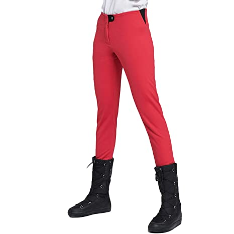 Colmar Fitted in Boot Softshell Pant Soft 44: Amazon.it