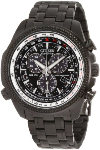 Citizen BL5405 59E Eco Drive Perpetual Stainless