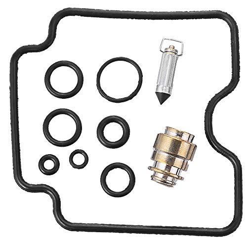 Carburetor Rebuild Kit 99-06 Fit Yamaha XVS1100 V-Star Carb Repair Set by Generic