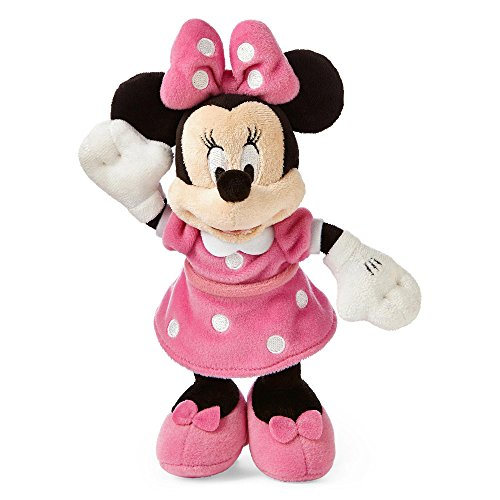 Disney Collection Pink Minnie Mouse Mini Plush by Disney