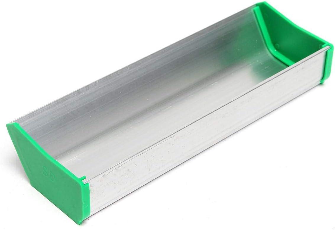 25cm Emulsion Scoop Coater Silk Screen Printing Aluminum Coating Tools DIY 9.5