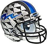 Schutt NCAA Air Force Falcons Collectible Alt 4 Mini Helmet, AquaTech