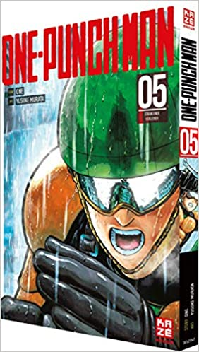 Book's Cover of ONE-PUNCH MAN 05 (Allemand) Broché – 6 avril 2017