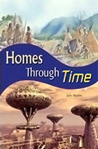 Download Rigby Flying Colors: Individual Student Edition Purple Homes Through Time pdf epub