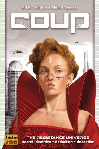 Coup (The Dystopian Universe)