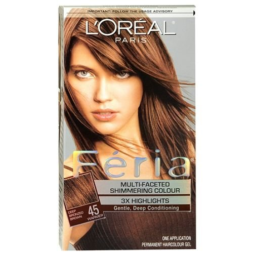 LOreal Paris Permanent Haircolour Bronzed