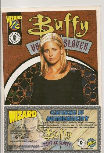 Download Wizard 1/2 (Buffy the Vampire Slayer) PDF