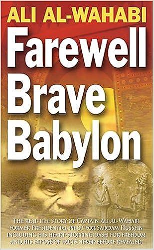 Book Farewell Brave Babylon