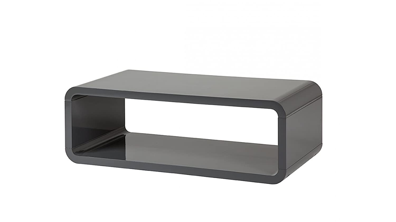 Lieblich Fredriks Design Couchtisch Mike Wohnzimmer Tisch Beistelltisch Hochglanz  Grau: Amazon.de: Küche U0026 Haushalt
