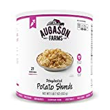 Augason Farms Dehydrated Potato Shreds, 23 oz