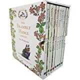 Brambly Hedge Collection Jill Barklem 8 Books Bundle (Autumn Story, Spring Story, Summer Story, Winter Story, Poppy's Babies, Sea Story, The High Hills, The Secret Staircase)