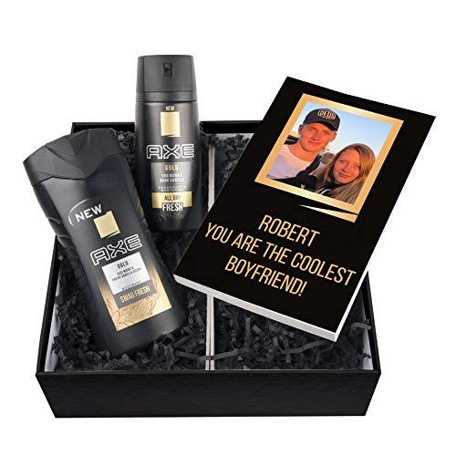 Estuche de regalo Axe - Gel de ducha & Desodorante + Bullet ...