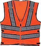 LIFT Safety Viz-Pro2 Vest (Orange, Medium)