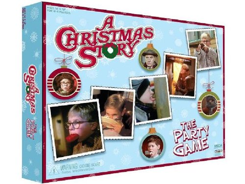 Christmas Story Party Game Board