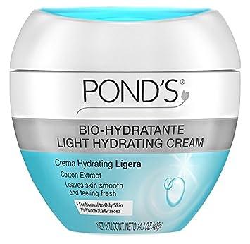 Ponds Bio-Hydratante Cream 14.1 Ounce Jar 417ml 2 Pack