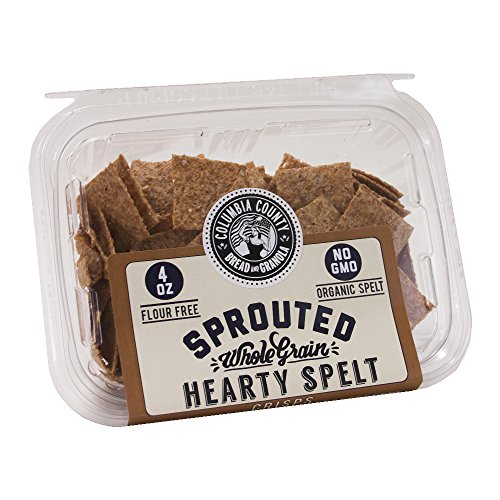 (Sprouted Crisps (Hearty Spelt))