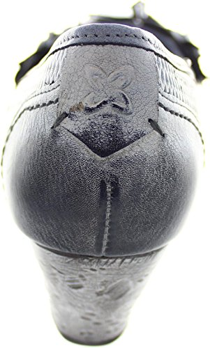 De Zapatos Mujer Maciejka Vestir Para Gris p5wxxOqd