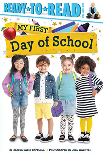 My First Day of School - School Satin
