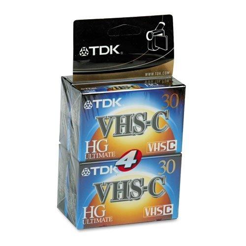 TDK38623 - TDK High Grade VHS-C Camcorder Videotape Cassette